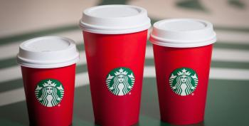 Fox News Declares War On Starbucks As First Salvo In War On Christmas