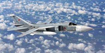 Reports: Turkey Shoots Down Russian Fighter Jet