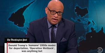 Larry Wilmore Breaks Down The GOP Debate: 'This Isn't Funny Anymore. It's Just Stupid.'