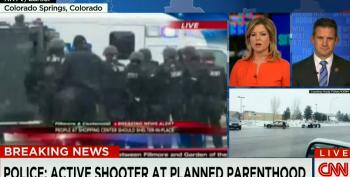 CNN Brings On Rep. Adam Kinzinger To Attack Planned Parenthood During Active Shooter Situation