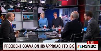 Morning Joe Yakkers Beat The Drum For War With ISIL