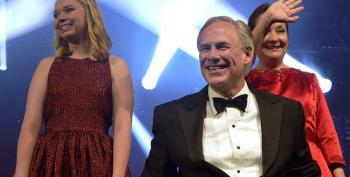 A Christmas Special: Greg Abbott Hates Little Children