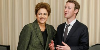 Mark Zuckerberg's New 'Charity' Is Really Himself