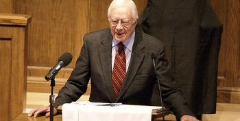 Jimmy Carter Tells Sunday School Class That His 'Cancer Is Gone'