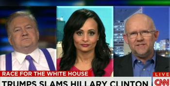 Trump's Spokeswoman: 'What Does Schlonged Mean?'