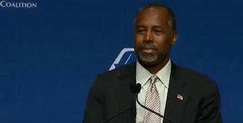 Ben Carson, There Is No 'Star Of David' On The Dollar Bill