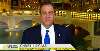 Chris Christie: 'We're Already In World War III'