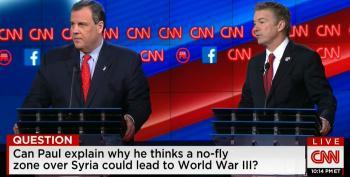 Rand Paul Dings Chris Christie For Bridgegate During GOP Debate