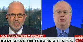 CNN's Smerconish Brings On GOP Ratf*er Karl Rove To Opine Over Partisan Divide On Gun Control