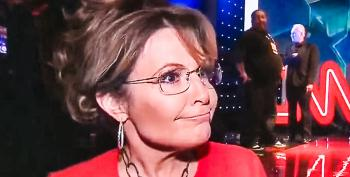 Sarah Palin: I Would Only Vote For An Atheist If The Other Candidate Was An ISIS Supporter
