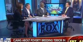 Cavuto And Pals Attack Dems For Linking Poverty And Climate Change To Terrorism