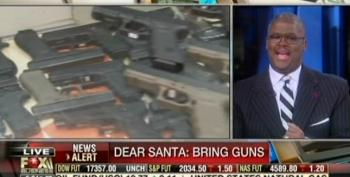 Fox's Message For Santa: Bring Guns