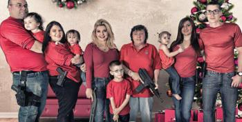Cliven Bundy Pal Michele Fiore Sends 'All-American' Gun Card For Christmas