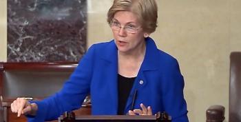 Sen. Elizabeth Warren Attacks GOP's Latest Assault On Planned Parenthood (VIDEO)