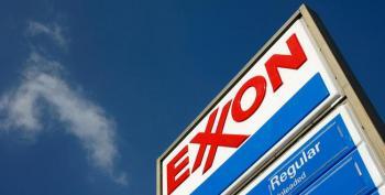 Exxon Mobil's Fine For Violating Russia Sanctions? Toilet Paper!