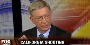 George Will: Americans 'Have Voted With Their Feet By Going To Gun Stores'