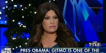Fox's Kimberly Guilfoyle Is Dying To 'Just Kill' The Guantanamo Bay Detainees