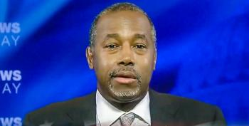 Ben Carson: None Of The Candidates Have Real Foreign Policy Experience 'Except For Hillary Clinton'