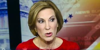 Carly Fiorina Rants Unironically: 'Clinton Way' Is To 'Lie As Long As You Can Get Away With It'