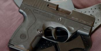 Congressional Staffer Arrested Entering Senate Building With Loaded Gun