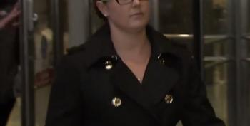 Police Chief's Daughter Guilty Of Lesser Charges In Gay Hate Crime