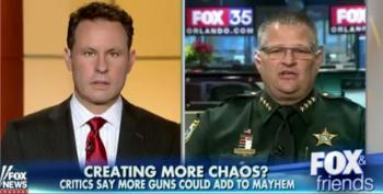 Florida Sheriff Encourages Citizens To Fight Terrorists Themselves