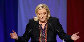 France's National Front Suffers Election Blow