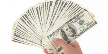 All 1300 Employees Get $100,000 Holiday Bonus From U.S. Boss