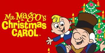 'Mr. Magoo's Christmas Carol' Is Still A Holiday Classic