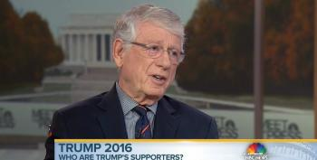Ted Koppel: Donald Trump 'Is Recruiter-in-Chief For ISIS'