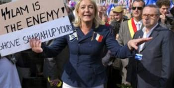 French 'Shock' As Far Right Dominates Regional Polls