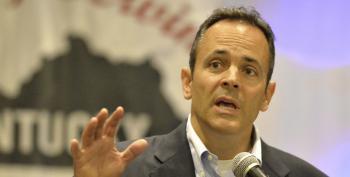 KY Governor Matt Bevin Gives Kim Davis Her Payoff