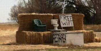 Open Thread - Free WiFi!