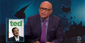 The Nightly Show: Republicans Opened A Portal Of Hell By Invoking Reagan's Name One Too Many Times