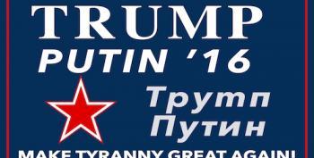 Kasich Trolls Trump With Trump-Putin 2016 Mock Campaign Website