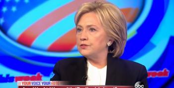 Hillary Clinton Refuses To Use Republican Framing To Describe Terrorism