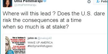 Fox's 'Objective' Pemmaraju Lets Her Right-Wing Bias Fly On Twitter