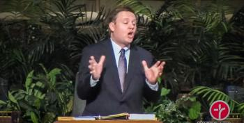 Tennessee Pastor Orders Women To 'Submit' Because The 'Feminist Rebellion' Is Destroying America