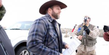 Bundy Boys Promise To Hold Refuge Until People 'Claim It'