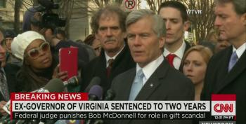 Supreme Court To Hear Bob McDonnell's Appeal On Corruption Conviction