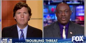 Fox 'News' Wants Obama Justice Department Outrage At Local Councilman