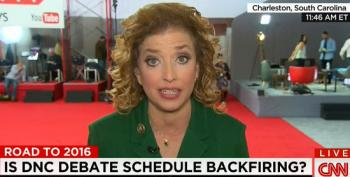 DNC Chair Offers Host Of Excuses For Lame Debate Schedule