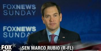 What Is This 'Incredible Damage' You Speak Of, Marco Rubio?