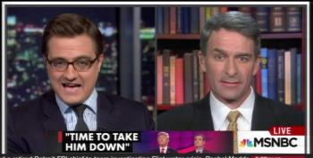 Chris Hayes Swats Ken Cuccinelli For Lying About Planned Parenthood