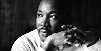 If Dr. King Looked Beyond The Grave, He'd Be Disappointed