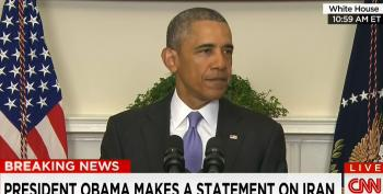 President Obama: 'Once Again, We're Seeing What's Possible With Strong American Diplomacy.'