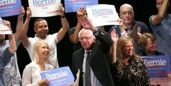 Bernie Sanders Lays Out Plan To Break Up Wall Street Banks