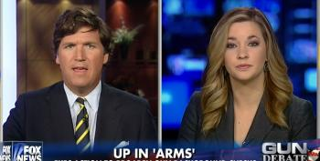 Tucker Carlson Gripes That Obama Did Not Consult NRA Over Executive Order On Background Checks