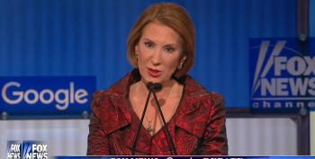 Carly Snarls At Question On Planned Parenthood Indictments