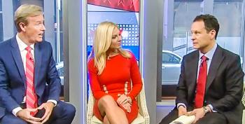Say What? Fox's Kilmeade Tells Co-hosts 'I Like My Meat Tight, Tighten Up My Meat'